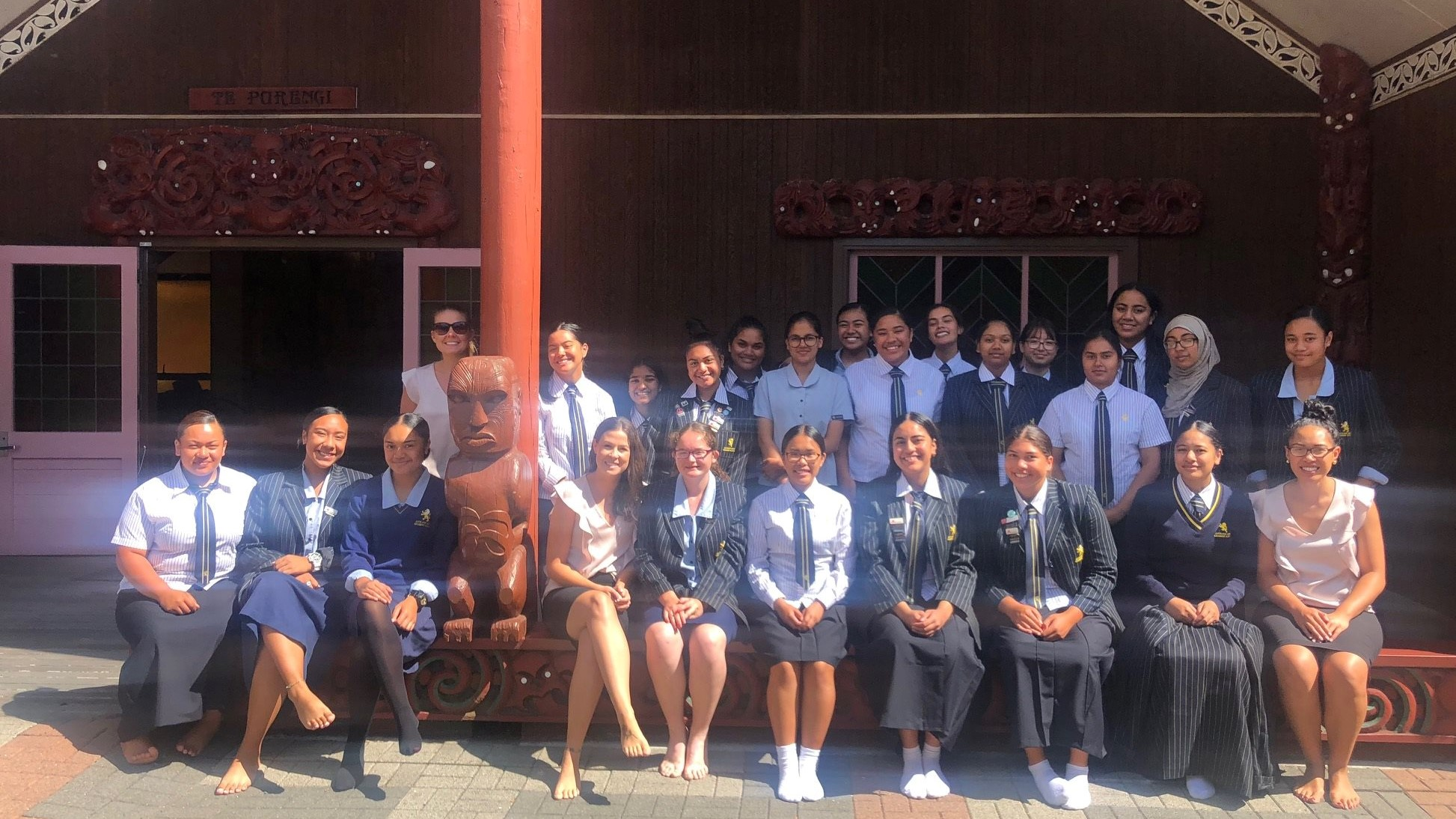 Head Girls and Prefects 2